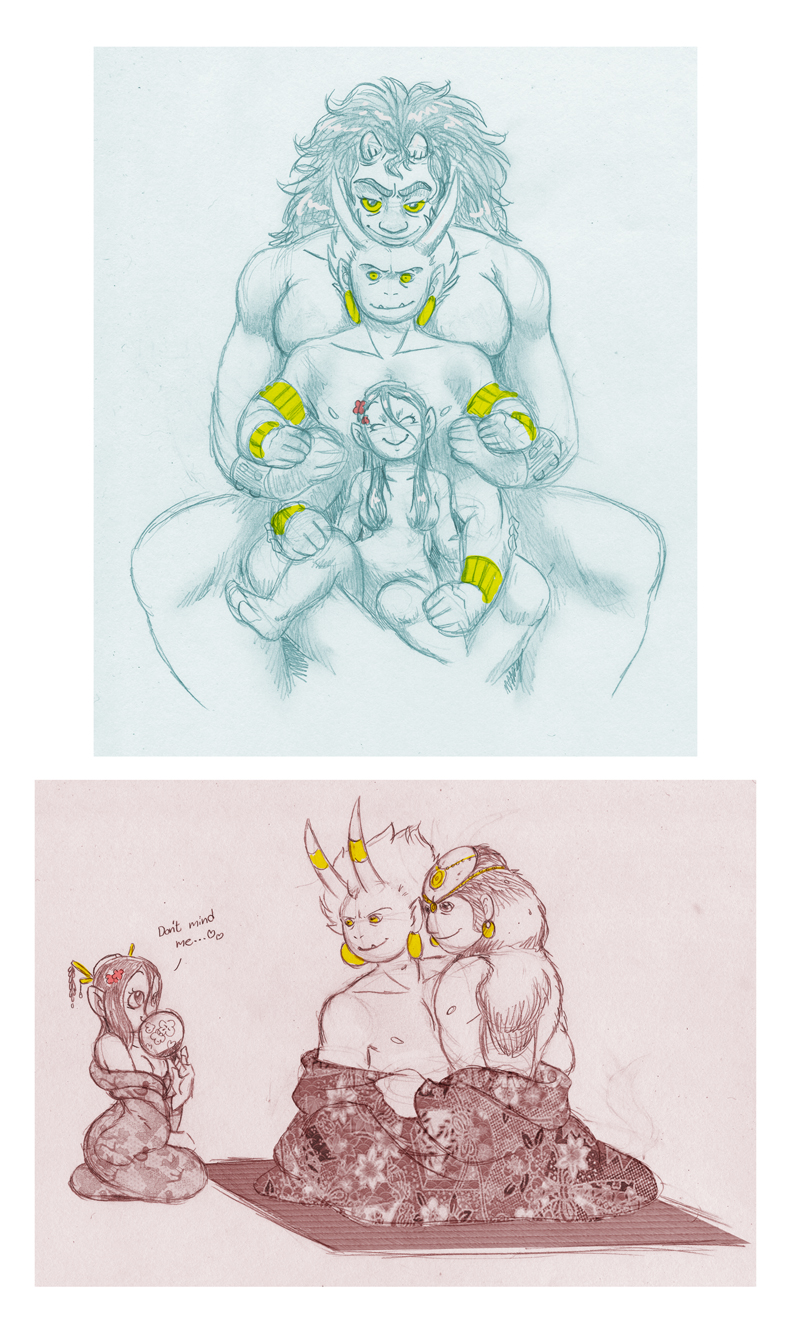 JacobXNini sketches