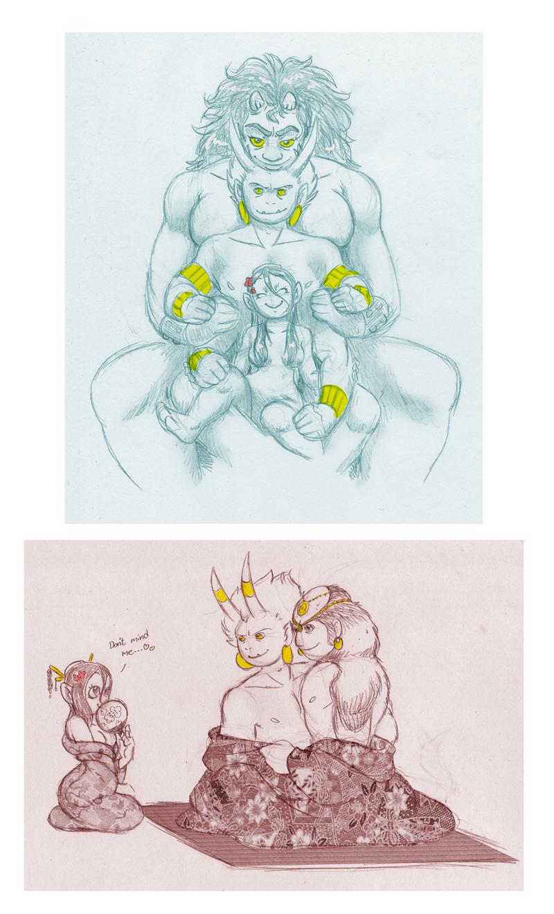 JacobXNini sketches