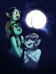 Three Kappa Moon